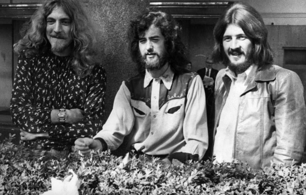 Led Zeppelin Announce The Song Remains The Same Reissue