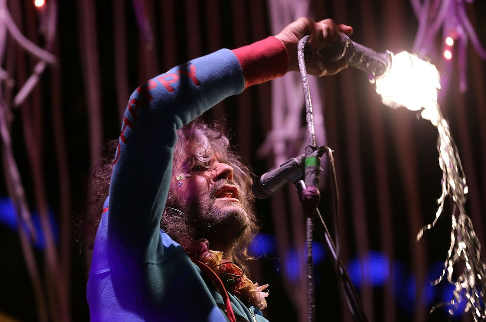 The Flaming Lips Perform In Sydney