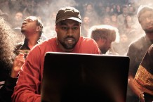 "Kanye West updates ""I Thought About Killing You"""