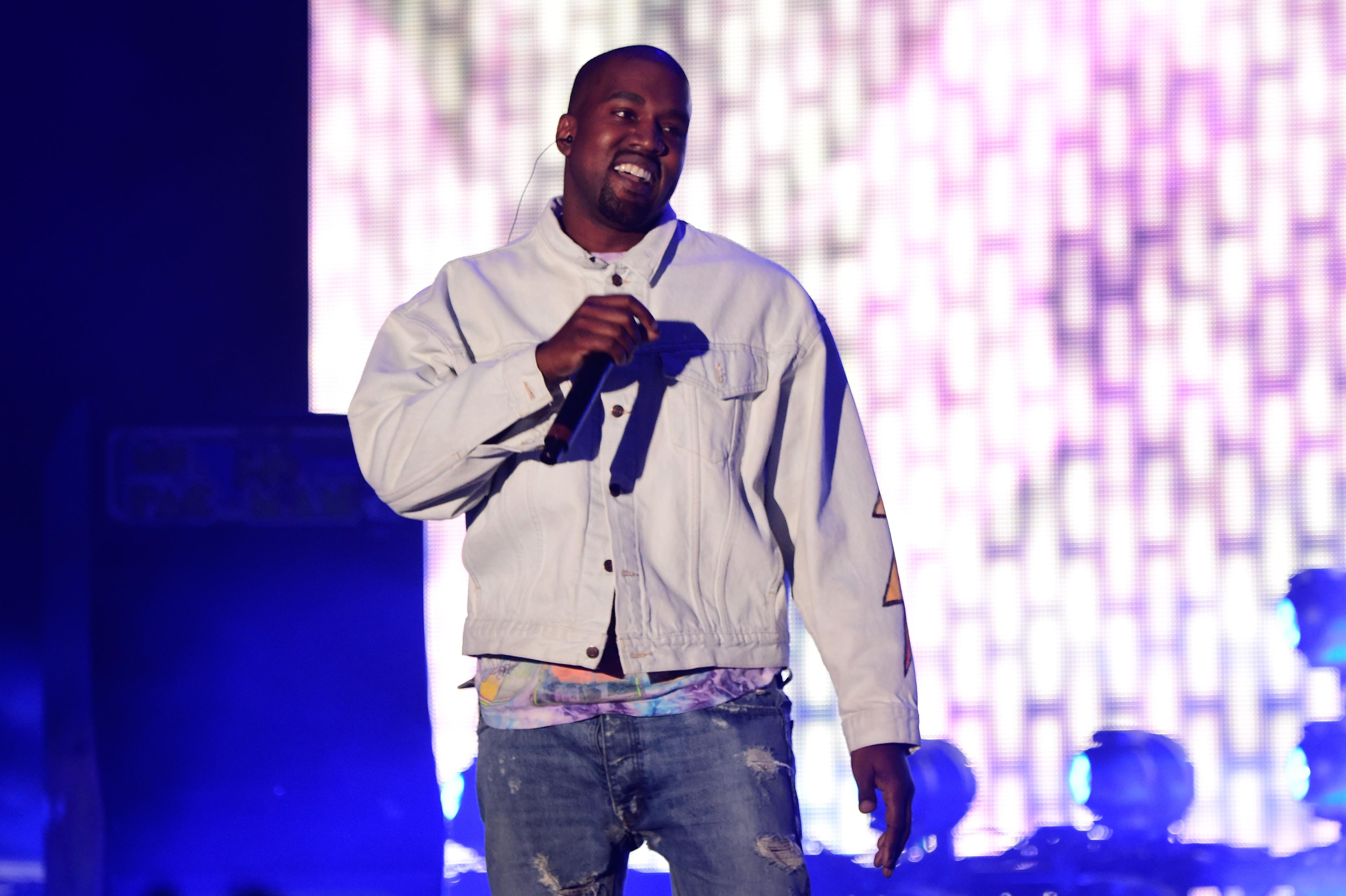 Kanye West Diamond Cross wyoming ranch
