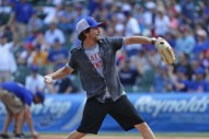 New Eddie Vedder 7″ Single Will Be Sold With Chicago Cubs Tickets Next Month
