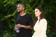 Kim Kardashian Commissioned an Original <i>Rick and Morty</i> Song for Kanye&#8217;s Birthday: Listen