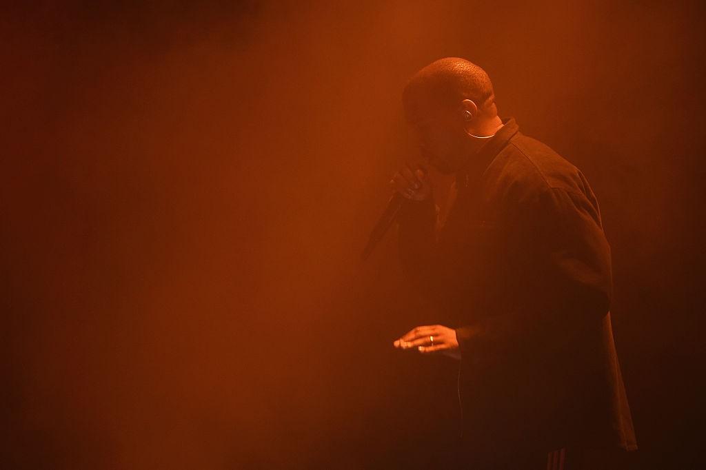 Kanye West Teyana Taylor