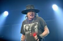 Axl Rose Velvet Revolver Guns N' Roses