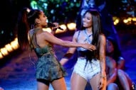 "Nicki Minaj – ""Bed"" ft. Ariana Grande"