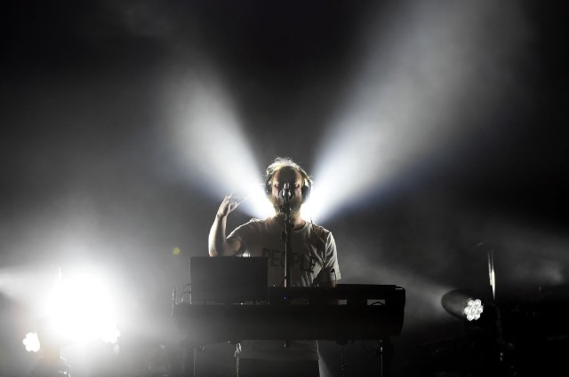 Bon Iver Justin Vernon PEOPLE Festival The National