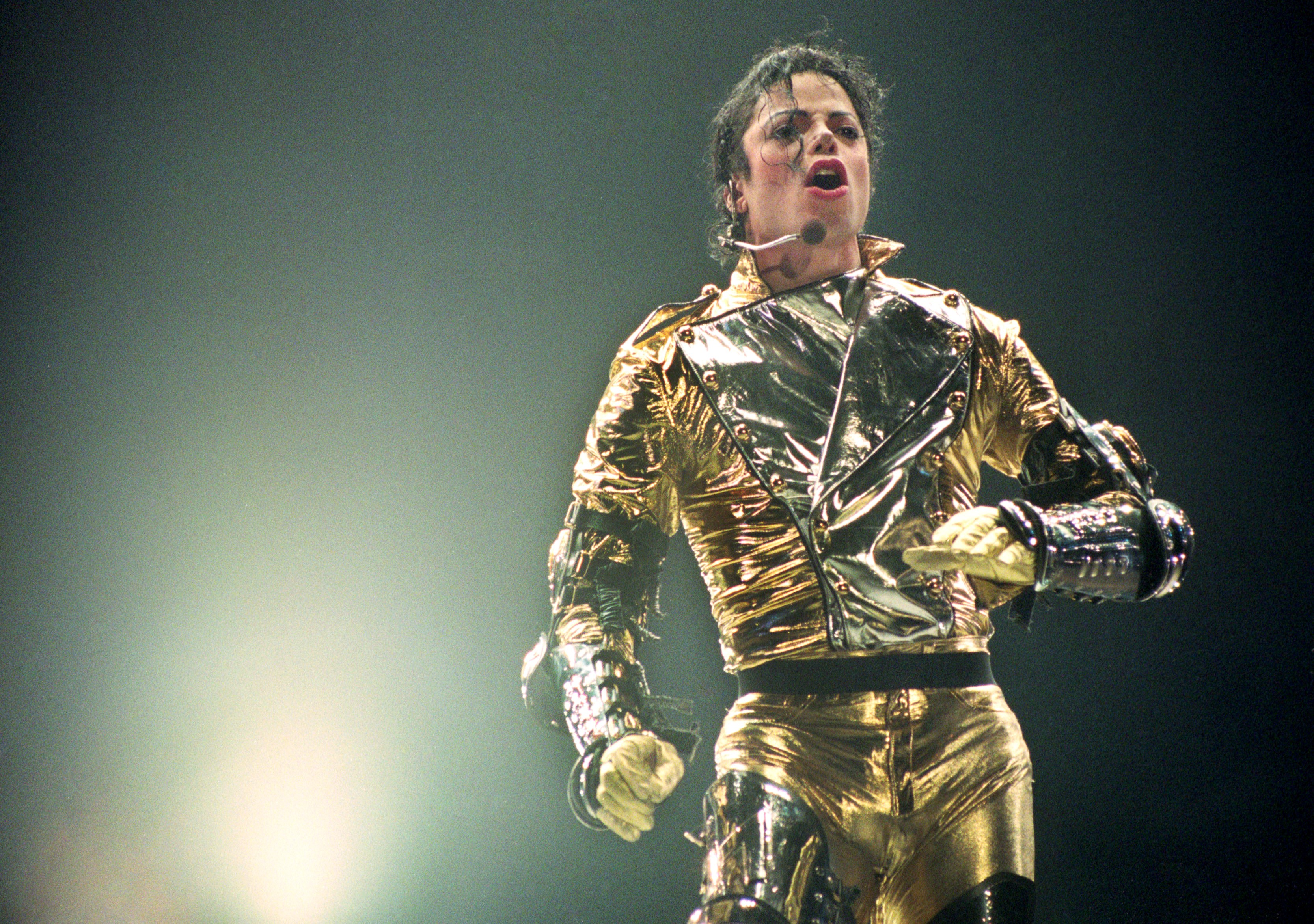 Michael Jackson musical