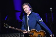 "Paul McCartney Talks ""Tootling Around"" With Kanye, Jamming With Nirvana"