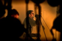 nine inch nails debut new song, cover joy division