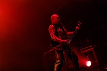 Slayer, Lamb Of God And Behemoth In Concert At The Hard Rock Joint In Las Vegas
