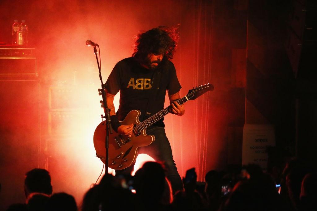 Foo Fighters Tease DC Jam Festival