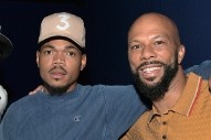 Common Brings Out Chance the Rapper at Chicago's Mamby on the Beach Festival: Watch