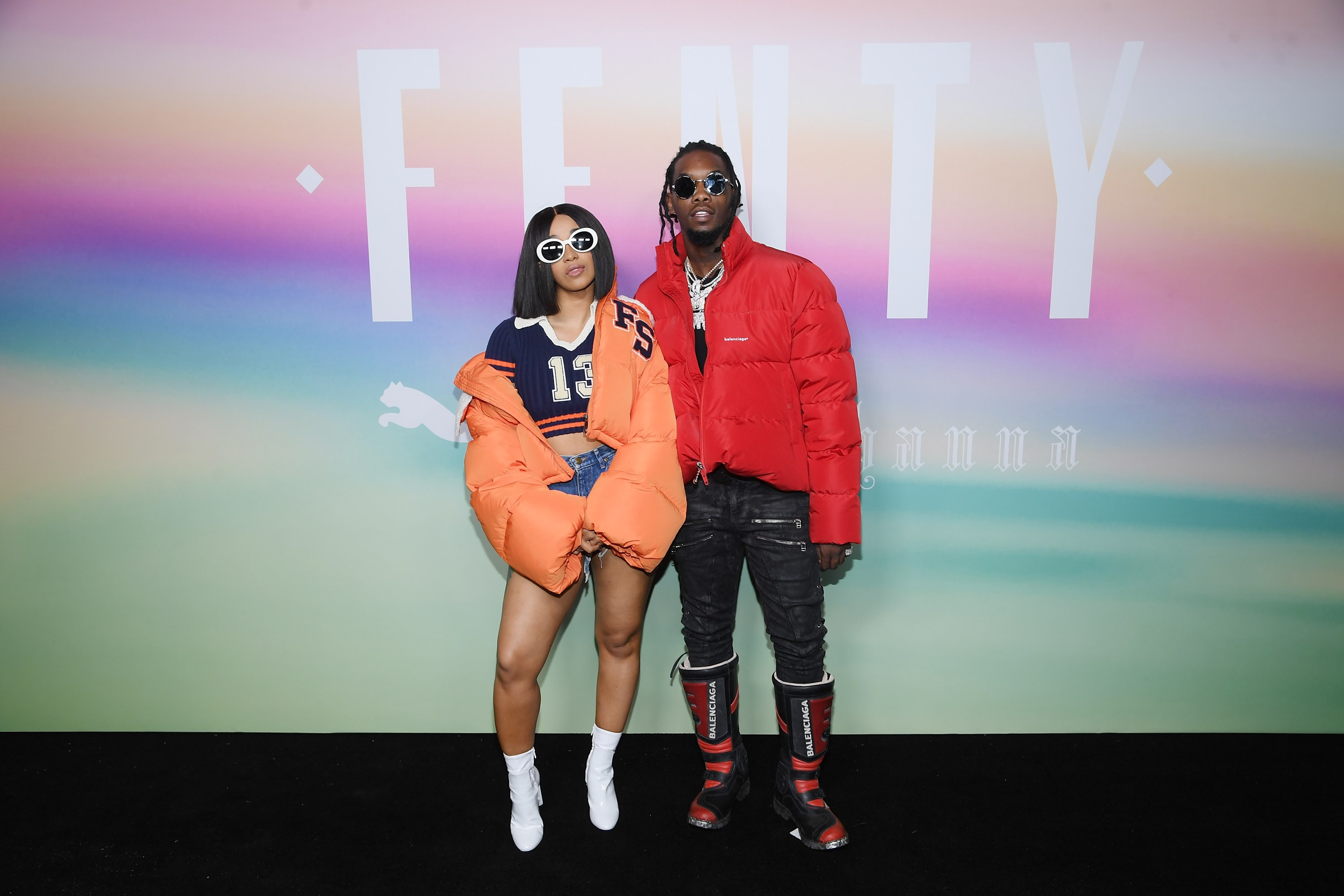 cardi b and offset married