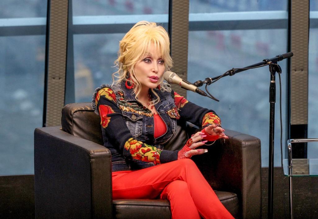 Dolly Parton Netflix