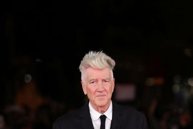 David Lynch Red Carpet - 12th Rome Film Fest