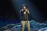 Eminem Criticized for Using Realistic Gunshot Sounds During Bonnaroo Performance