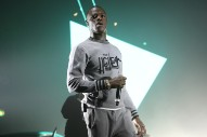 J Hus Arrested in London on Suspicion of Possessing a Knife