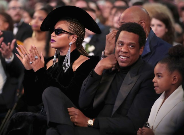 Beyonce Jay-Z The Carters