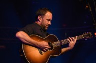 Stream Dave Matthews Band&#8217;s New Album <i> Come Tomorrow </i>