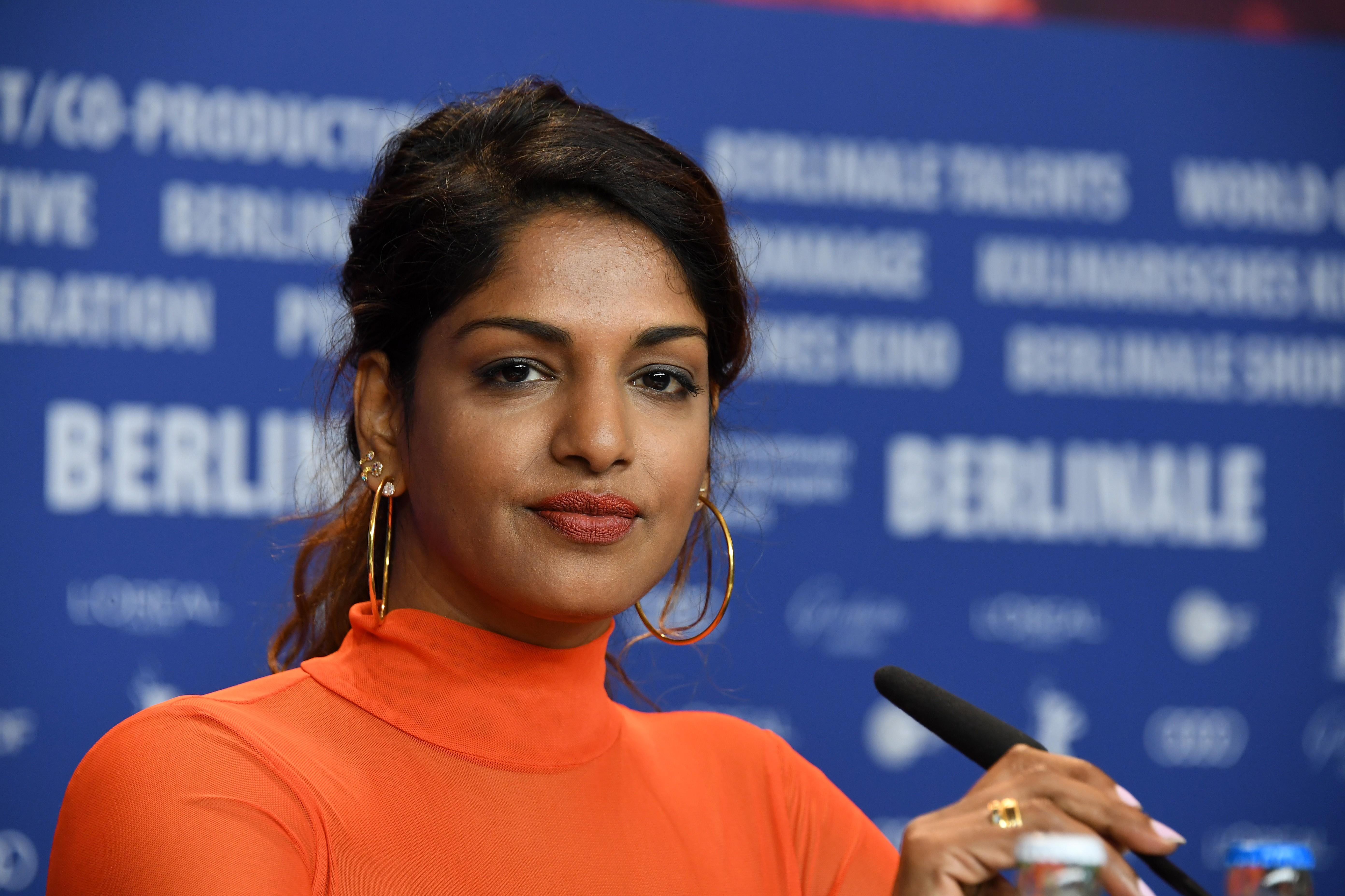 'Matangi/Maya/M.I.A.' Press Conference - 68th Berlinale International Film Festival