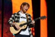 "Ed Sheeran Sued for Allegedly Plagiarizing Marvin Gaye's ""Let's Get It On"""
