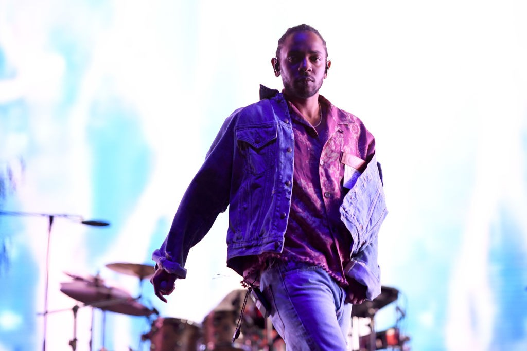 Kendrick Lamar Vanity Fair Interview