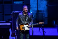 Bruce Springsteen Will Perform at the Tony Awards