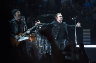 Watch U2 Dedicate a Song to Anthony Bourdain