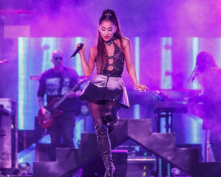 ariana grande review