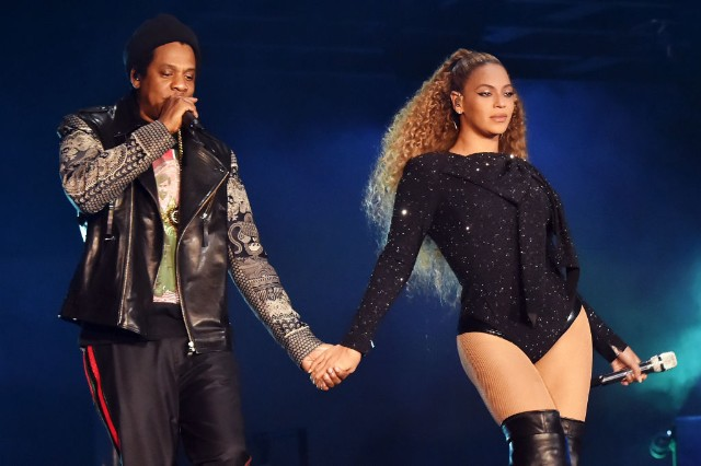Jay-Z Beyonce On the Run II Tour