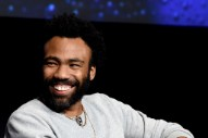 "Watch Donald Glover Perform ""This Is America"" at Chance the Rapper's Open Mike Chicago"