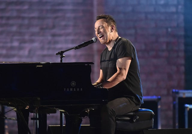Bruce Springsteen Breaks From Broadway Script to Go After Trump on