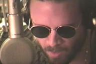 Father John Misty Releases Video of <i>God&#8217;s Favorite Customer</i> Studio Footage