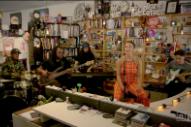 Watch Jorja Smith's Jazzy Tiny Desk Concert