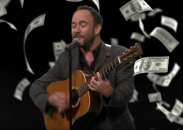 Dave Matthews Fallon Lil Pump Cardi B Migos