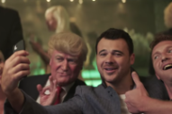 The Russian Pop Star Who Set Up the Don Jr. Meeting Has a New Trump-Themed Music Video