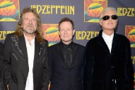 Led Zeppelin Reunite (for Book)