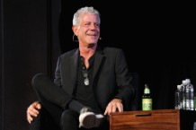 Anthony Bourdain Dies at 61