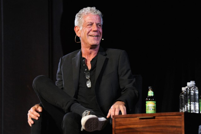 Musicians Remember Anthony Bourdain