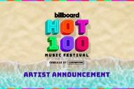 Halsey Announced as Billboard Hot 100 Music Festival Headliner