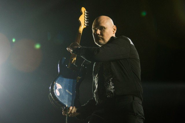 Billy Corgan Maybe Had Sex with a Shapeshifter