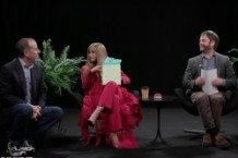 Cardi B and Jerry Seinfeld Appear on Between Two Ferns with Zach Galifianakis