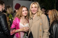 Frances Bean Cobain's Ex's Ex Sues Courtney Love for Stalking and Harassment