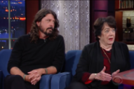Dave Grohl's Mom Working on TV Show About Being Dave Grohl's Mom