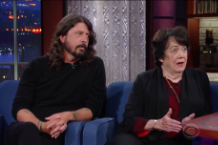 dave grohl foo fighters virginia hanlon grohl from cradle to stage tv show series
