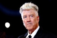 David Lynch Talks Louis C.K., Milkshakes, Vaping, and Why He Loves Fancy Electric Toilets
