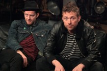 Gorillaz Visits Fuse TV