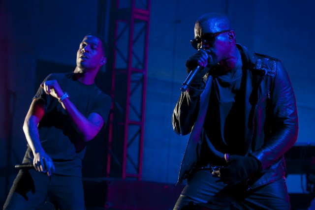 Kanye West and Kid Cudi to Hold Kids See Ghost Listening Party
