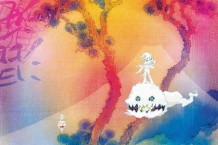 "kanye west, kid cudi ""kids see ghosts"" review"