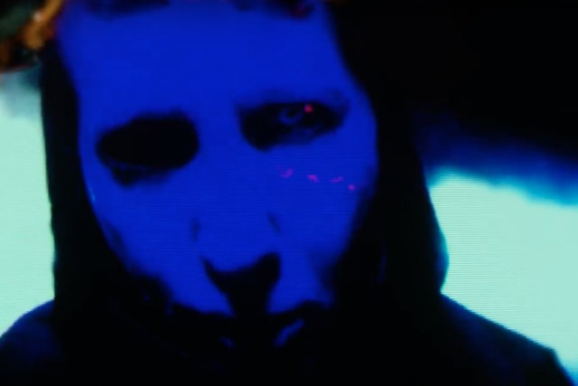 """Marilyn Manson """"Cry Little Sister"""" Video"""